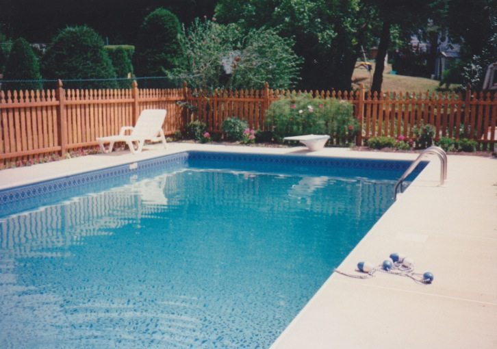 Rectangle Pool Town Country Pools